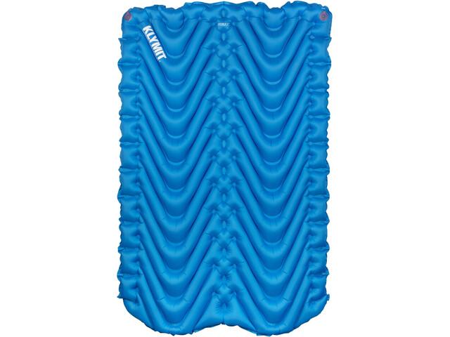 Klymit Double V Sleeping Mat, blue